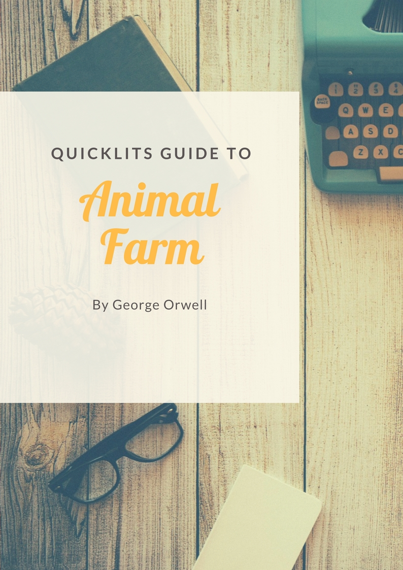 Animal Farm Quicklits
